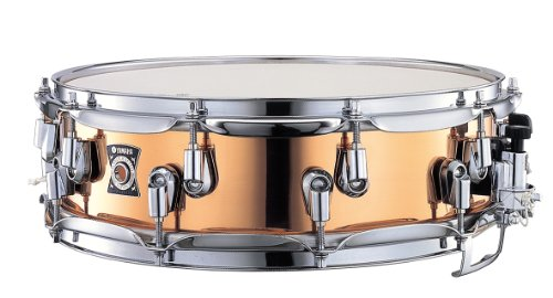 Yamaha Metal Snare Series Sd-6440 14-Inch Snare Drum Copper
