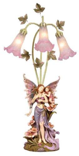 Elegant Colored Fairy Table Lamp