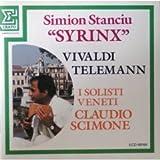 Vivaldi/Telemann - S.S. Syrinx - C. Scimone