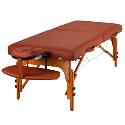 Master Massage Santana LX Portable Massage Table Package, 31 Inch