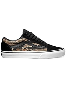 Vans Mens Old Skool 10 M US Black