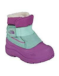 The North Face Alpenglow Boot Toddler Byzantium Purple/Surf Green 8