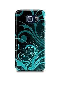 Abstract Design Samsung S7 Edge Case