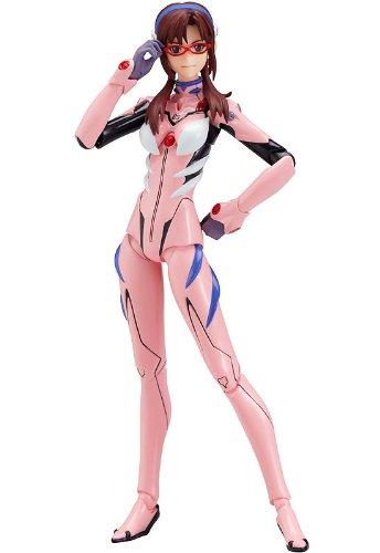 Mari Illustrious Makinami Figma Action Figure