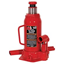 Torin T91203 12 Ton Hydraulic Bottle Jack