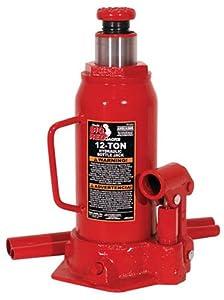 Torin T91203 12 Ton Hydraulic Bottle Jack