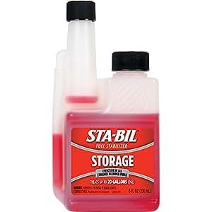 STA-BIL 22208 Fuel Stabilizer - 8 oz.