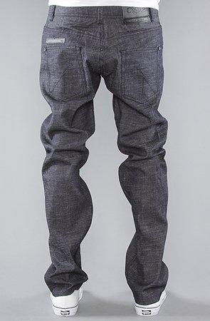 ORISUE The Architect Tailored Fit Jeans in Raw Indigo Wash,Denim for Men, 34,Indigo