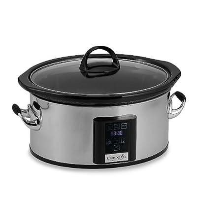 The Cooker By Crock-pot® 6.5-quart ElumeTM Touchscreen Slow Cooker