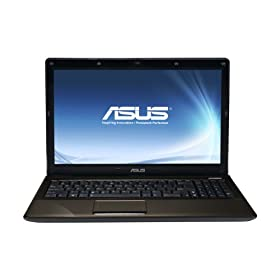 ASUS K52N-A1 15.6-Inch Versatile Entertainment Laptop