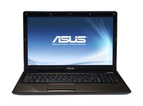 ASUS K52JT-B1 15.6-Inch Versatile Entertainment Laptop (Dark Brown)