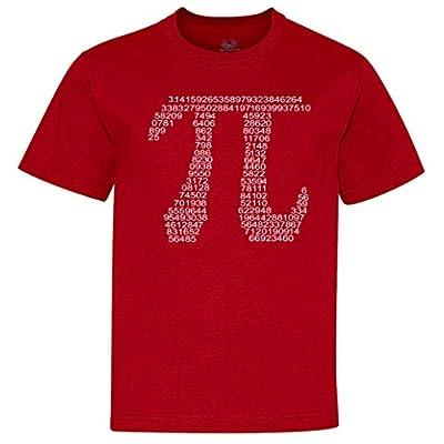 Get Pi Math Geek Youth T-Shirt