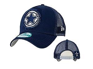 Dallas cowboys new era truck snap 9forty hat for Dallas cowboys fishing hat