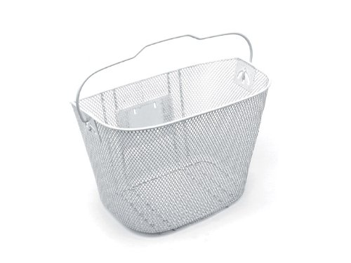 Electra Wire Quick Release Bicycle Basket (White)
