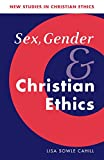 img - for Sex, Gender, and Christian Ethics (New Studies in Christian Ethics) book / textbook / text book