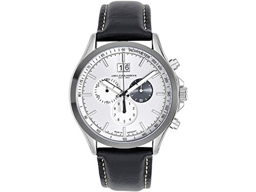 Abeler & Söhne Mens Watch Sportive Chronograph A&S 3251