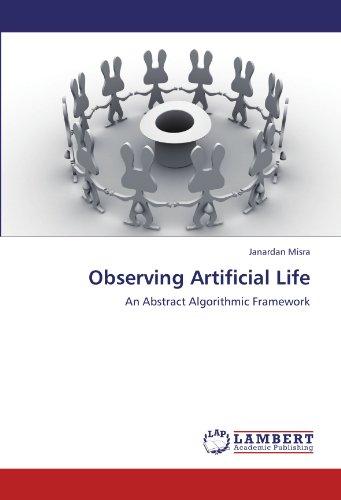 Observing Artificial Life