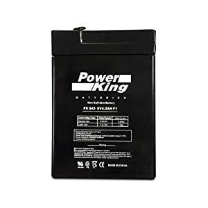 RCL RCL3000 Replacement Rhino Battery