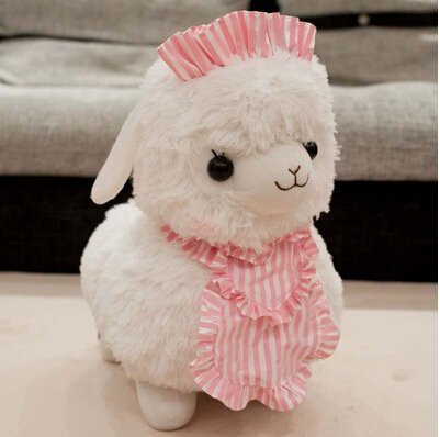 15 6 Inches Red Rabbit Plush Toys For Girls Price In India Buy