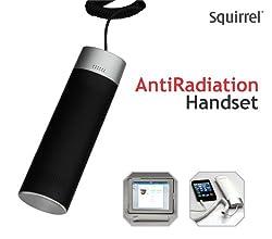 Squirrel Anti Radiation Headset (Black)