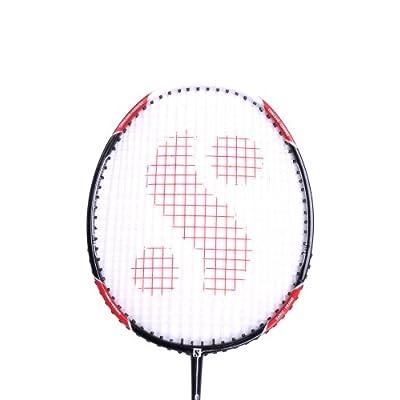 Silver's Energetic U/Piece Gutted Badminton Racquet