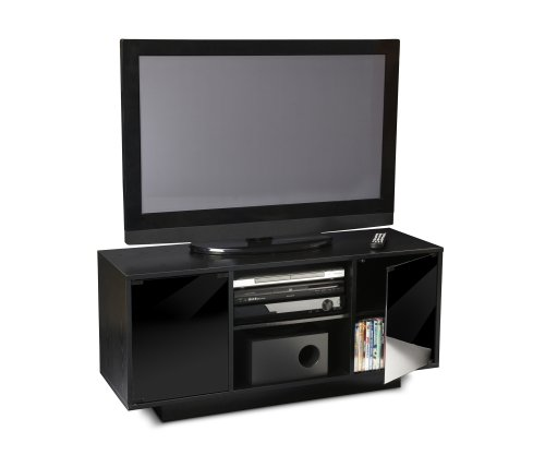 Convenience Concepts 9726 Monte Carlo TV Stand for Flat Panel TV's up to 50-Inch or 100-Pounds photo