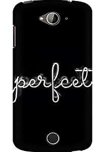 AMEZ designer printed 3d premium high quality back case cover for Acer Liquid Z530 (perfect)