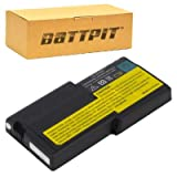 Battpit⢠Laptop / Notebook Battery Replacement for IBM ThinkPad R40e 2684 (4400 mAh)