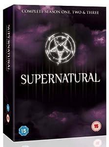Supernatural - Complete Season 1-3 [DVD]