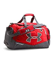 Under Armour Storm Undeniable II MD Duffle, Red (600), One Size