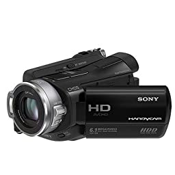 Sony HDRSR8E Handycam(R) Digital Camcorder with 100GB Hard Drive for PAL TV Only