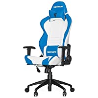 Vertagear Racing Series S-Line SL2000 Gaming Chair White and Blue