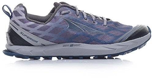Altra Women's Superior 2 Trail Running Shoe, Orchid/Silver, 9.5 M US (Kinvara 2 compare prices)