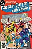 img - for Captain Carrot and His Amazing Zoo Crew, Vol. 1, No. 17, July 1983 book / textbook / text book
