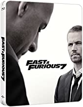 Fast & Furious 7 - Steelbook (Edizione Limitata) (Blu Ray) - Esclusiva Amazon.it