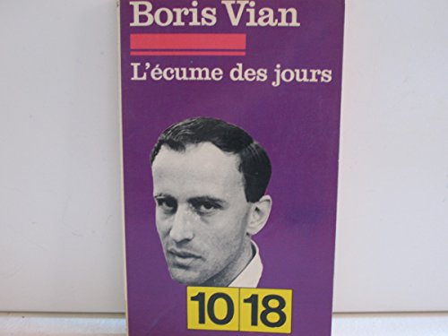 used vg l 39 cume des jours french edition by boris vian 9782264009326 ebay. Black Bedroom Furniture Sets. Home Design Ideas