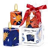 Hexagon Star And Moon Candles Sets