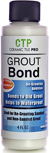 CeramicTilePro Grout Bond patch and repair additive (Waterproof Grout Sealer compare prices)