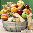 Stew Leonard's - Jumbo Cheese & Fruit Basket
