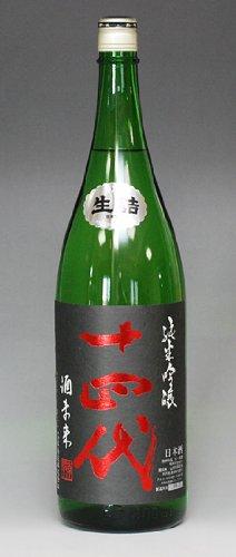 十四代 純米吟嬢【酒未来】1.8L 高木酒造