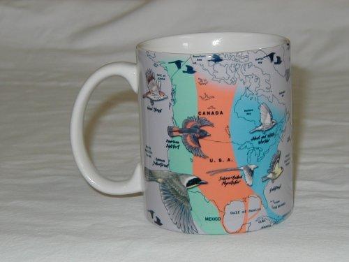 Bird Migration Ceramic 11 Ounce Coffee Mug Or Tea Cup