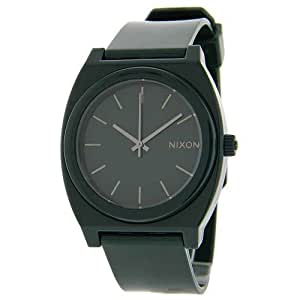 Nixon Time Teller P Watch Hunter Green, One Size