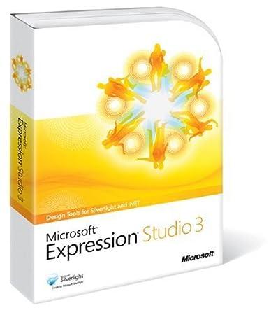 Microsoft Expression Studio 3.0 [OLD VERSION]