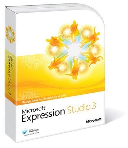 Microsoft Expression Studio 3.0 (PC DVD)