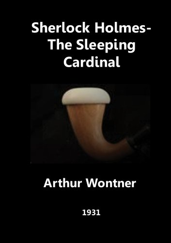 Sherlock Holmes And The Sleeping Cardinal Cover
