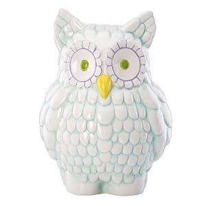 Gorham Merry Go Round Pitter Patter Owl Bank