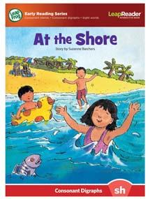 """""""At the Shore"""" features consonant digraphs (sh)"""