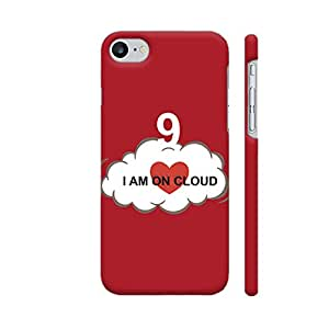 Colorpur I Am On Cloud 9 Designer Mobile Phone Case Back Cover For Apple iPhone 7 | Artist: Mytablecreations