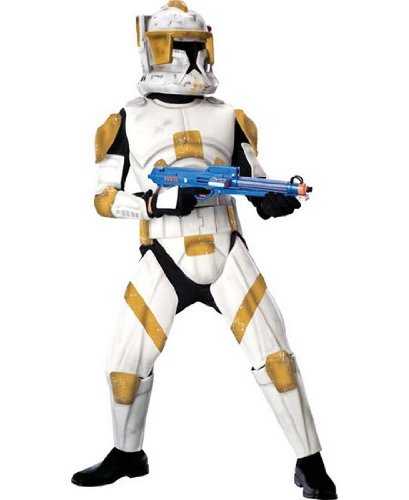 Clonetrooper Cody Costume- Child deluxe