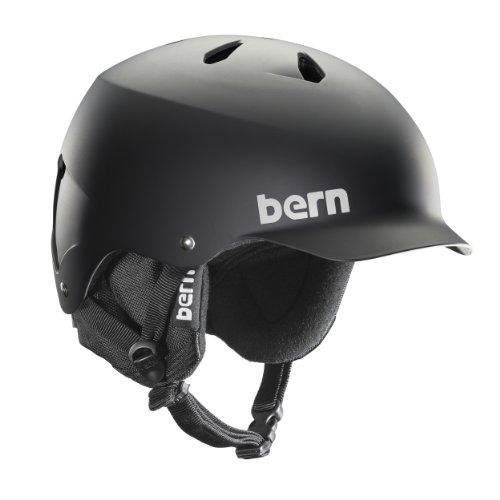 BERN BAKER 8 TRACKS AUDIO Helm 2014 black, M